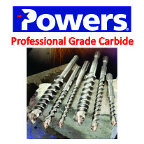powers carbide